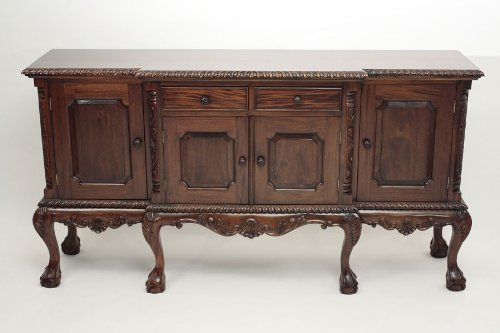 Cheap Chippendale Sideboard with Ball and Claw feet (SBCP183)