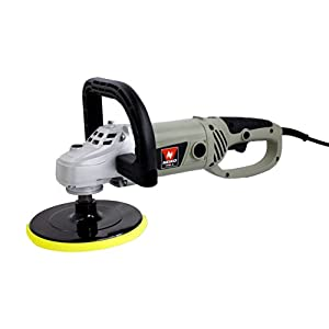 Neiko Professional-Grade Variable Speed 7 Inch Car, Truck and Boat Polisher - Buffer - 1.75 HP