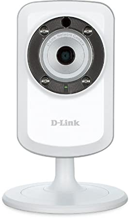 D-Link DCS-933L Wireless N IR Home Network Camera H264 (Day + Night Vision) + Range Extender