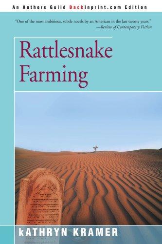 Rattlesnake Farming
