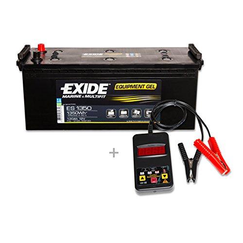 Exide GEL ES1350 G120 - 12 V /