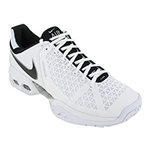 Nike Men's NIKE AIR MAX BREATHE CAGE II TENNIS SHOES