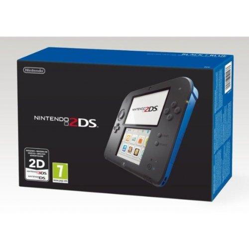 NINTENDO 2DS 本体 console 青 blue ブルー (import)
