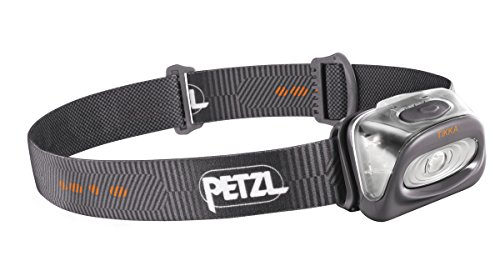 Petzl Tikka Headlamp - Grey