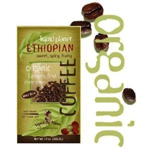 Amazon.com : Liquid Planet Organic Origin Ethiopian Coffee; Ground