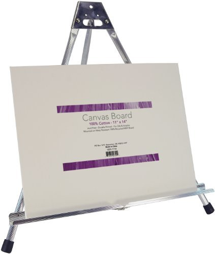 Pro Art Table Easel, Aluminum (Table Top Painting Easel compare prices)