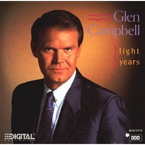 Glen campbell light years music for How is glen campbell doing these days