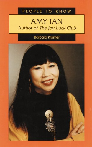 Amy Tan: Author of the Joy Luck Club (People to Know)