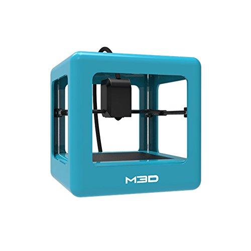 3Dプリンター The Micro(ザ・マイクロ) (ブルー) 超コンパクト ハイスペック
