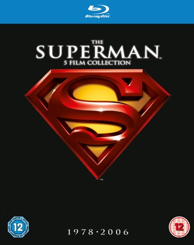 Superman Complete Collection 1978-2006 [Blu-ray] [Import]