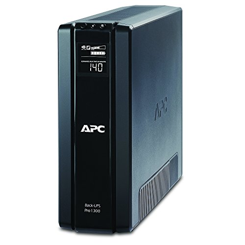 APC Back-UPS Pro 1300VA UPS Battery Backup & Surge Protector (BR1300G) (Apc Power Unit compare prices)