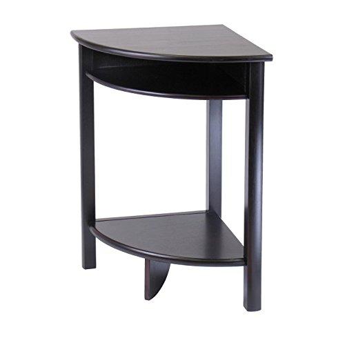 Liso Corner Table, Cube Storage and Shelf