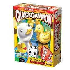 QuackGammon  Game - 1