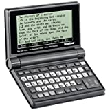 Franklin BIB-475 Electronic parallel KJV and NIV Bible with Holman Bible Dictionary