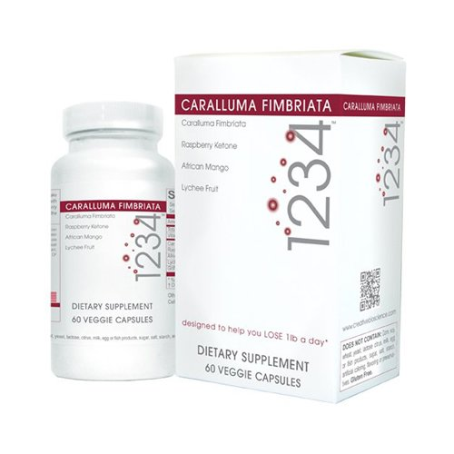 Creative Bioscience Caralluma Fimbriata 1234 - 60 Ct