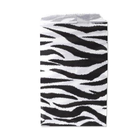 Gift Bags Zebra Print 6