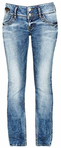 LTB Jeans -  Jeans  - Slim - Donna Cliona Wash (1788) 36