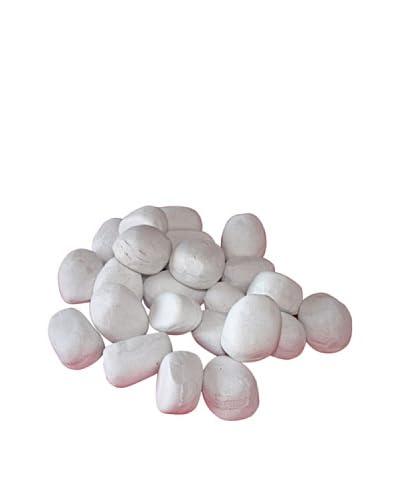 Purline keramische stenen Witte WINCBTOUT - 05 wit
