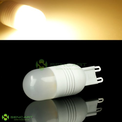 G9 3W 270Lm 3500K 6-Smd 5060 Led Warm White Light Bulb (Ac 220~240V) - Sencart