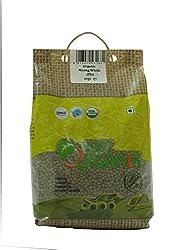 Just Organik-Organic Moong Whole- 1kg