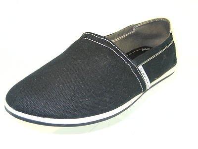 Dunlop Women Canvas Slip On Espadrille Shoes Sneakers Beach Pumps Sizes UK 3-8