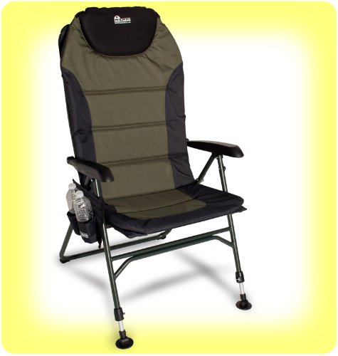 outdoor folding chairs EARTH ULTIMATE 4 POSITION OUTDOOR CHAIR w NEW ADJUS