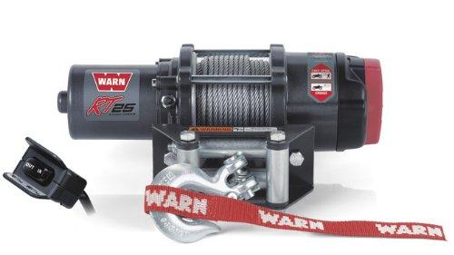 warn 75000 rugged terrain rt25 winch