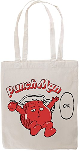 one-punch-man-kool-aid-punch-ok-funny-tote-shopping-bag