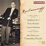 echange, troc Gianandrea Noseda, direction, BBC Philharmonic - Serge Rachmaninov