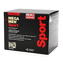 buy Gnc Men'S Mega Men Sport Vitapak, Packs 30 Ea