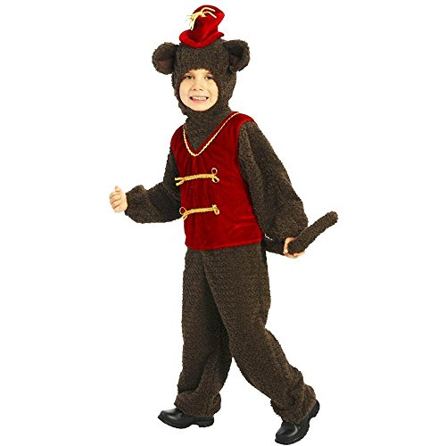 Lil Circus Monkey Toddler Costume - Toddler