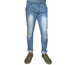 jeans oiin men's slim fit jeans