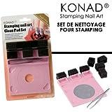 Konad - Support pour plaque et base de nettoyage