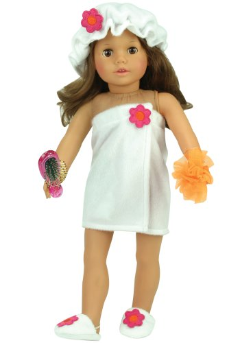 18-inch-doll-clothes-4-pc-shower-set-doll-bath-set-fits-american-girl-18-inch-dolls-more-includes-do