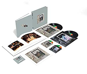 Led Zeppelin IV (Super Deluxe Edition Box) (CD &LP) by Atlantic