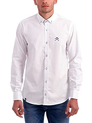 Polo Club Camisa Hombre Verona (Blanco)