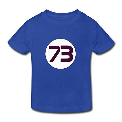 royalblue-ninva-little-boys-girls-100-cotton-73-sheldon-t-shirts-for-toddlers-size-5-6-toddler