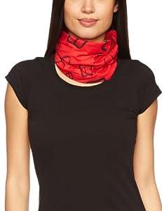 Berghaus Unisex Sol Neck Gaiter - Extreme Red/Black, One Size
