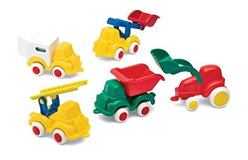 Viking Toys Cute Trucks and Cars Baby Assorted