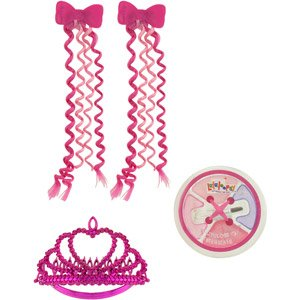 Lalaloopsy Crown Beauty Play Set - PINK - 1