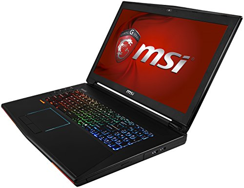 Msi gt72s 6qe dominator prog 173 inch notebook black i7 6820hk 16 gb ram 1128 gb hddsdd windows 10