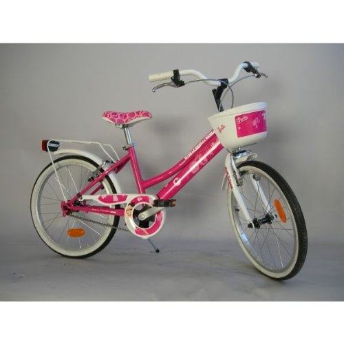 Hot Dino Bikes 20-inch Barbie Children's Bike