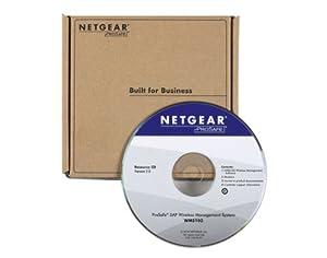 Netgear WMS105-10000S Logiciel de configuration pour d'accès Netgear