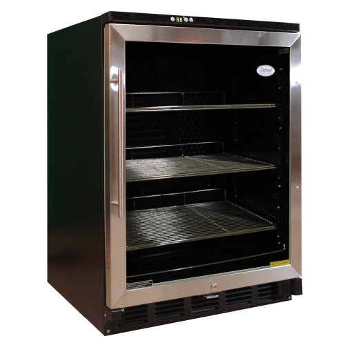 Vinotemp VT-BC58SB Built-In or Freestanding Beverage Cooler