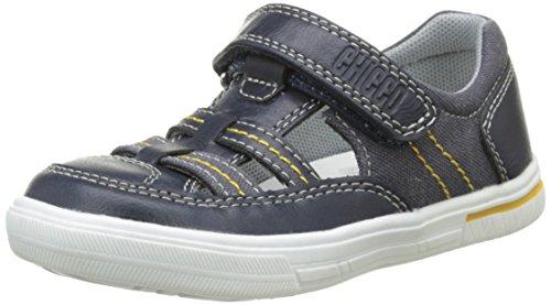 ChiccoSandale Cruise - Sandali alla caviglia con punta chiusa Bambino , Blu (Bleu (800)), 32