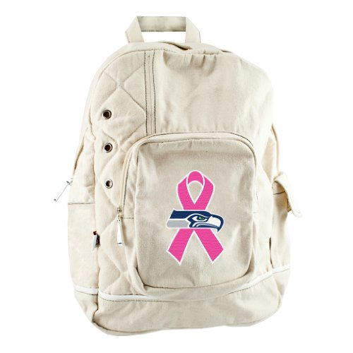 NFL Seattle Seahawks BCA Old School Backpack at Amazon.com