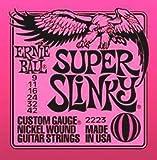 Ernieball Super Slinky(2223) アーニーボール エレキギター弦