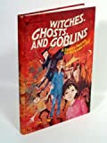 img - for Witches, Ghosts, and Goblins: A Spooky Search for Miranda's Cat (A Golden Book) book / textbook / text book