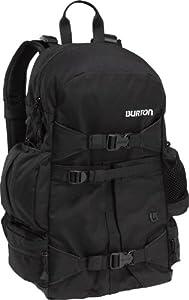 Burton Funktionsrucksack Zoom Pack, True Black, 58 x 38 x 18 cm, 26 Liter, 11031100002