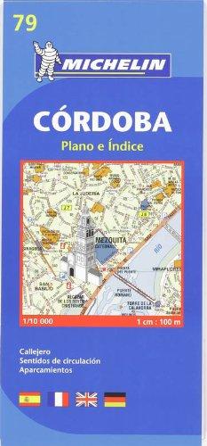 Plano Córdoba (Planos Michelin)